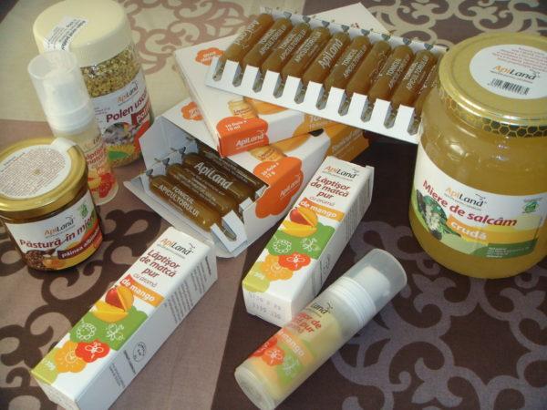 apicole pentru sanatate