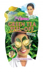 green tea peel-off