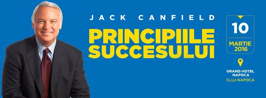 Principiile succesului cu Jack Canfield