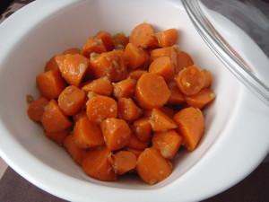friptura de morcovi