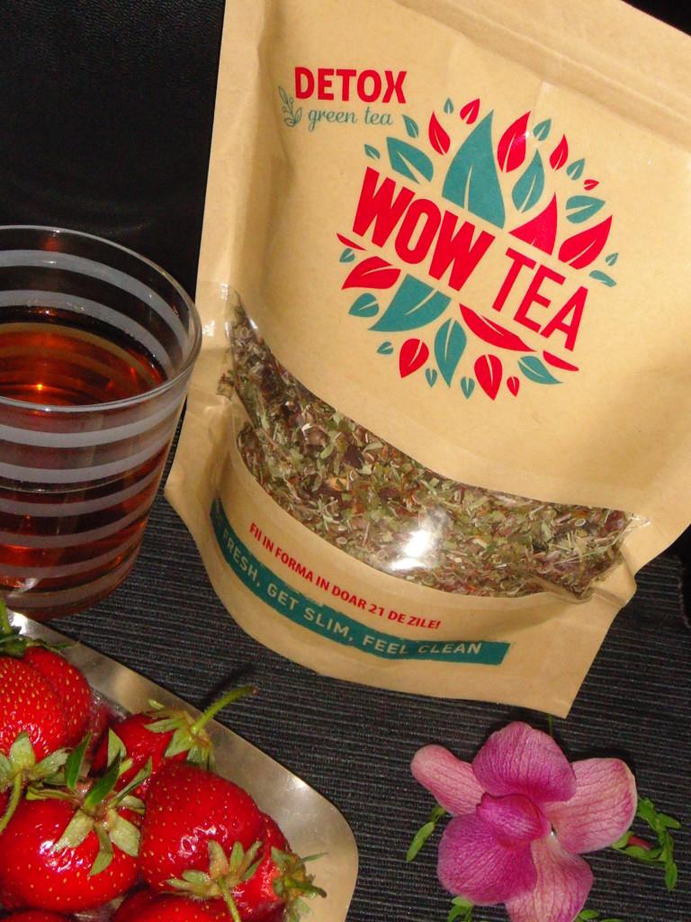 ceai detox