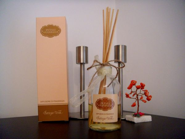 petale de vanilie