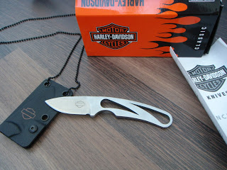 Cutit de gat Benchmade Harley Davidson