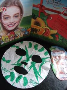 Masca tonica de fata cu Aloe Vera si Ceai Verde, review
