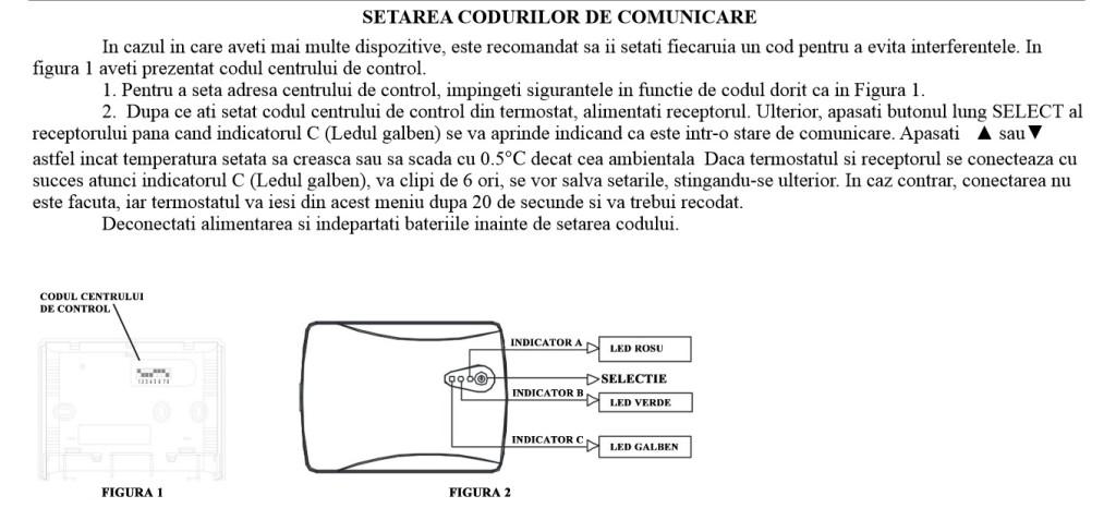 Termostat Division Gas