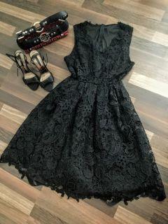 rochie dantela