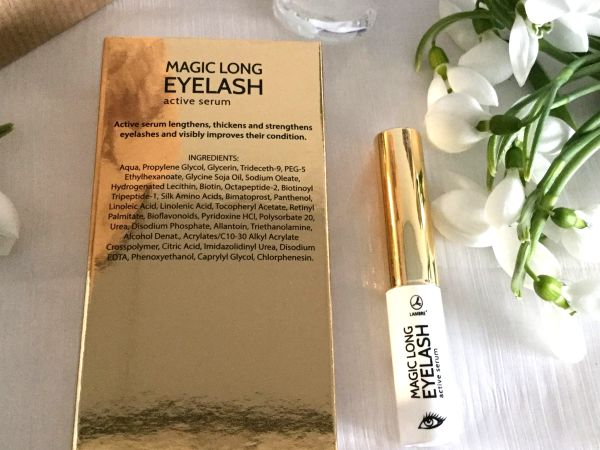 MAGIC LONG EYELASH