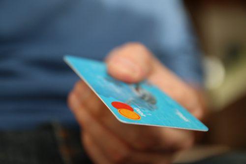 card credit, debit