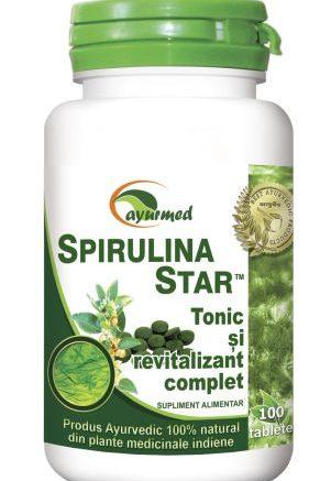 Spirulina Star