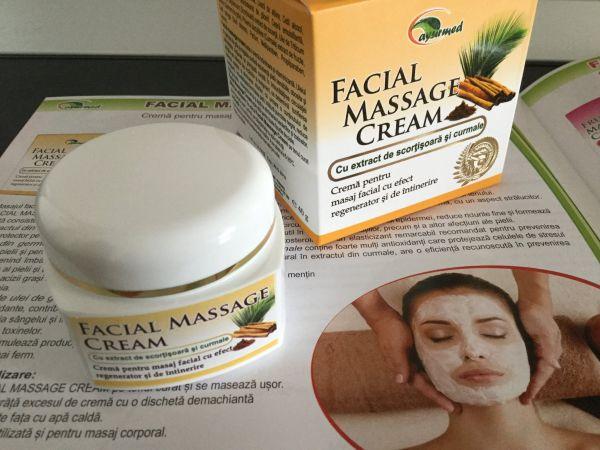masaj facial