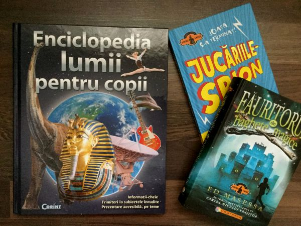 Carti Pentru Copii - Editura Corint