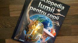Enciclopedia Lumii Pentru Copii - Editura Corint