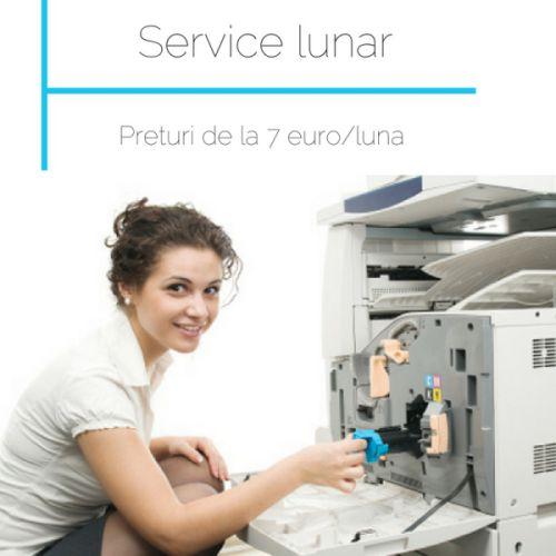 Contracte service multifunctionale