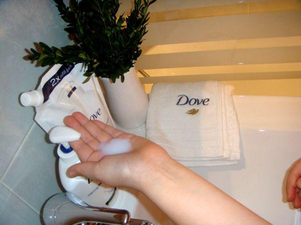 Săpun- cremă Dove Original
