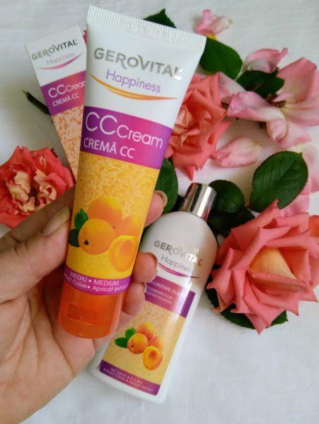 Gerovital CC Cream