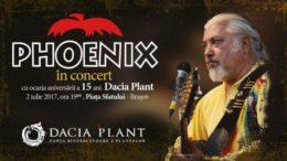 concert dacia plant