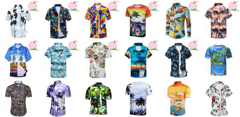 best Hawaiian shirt for sale