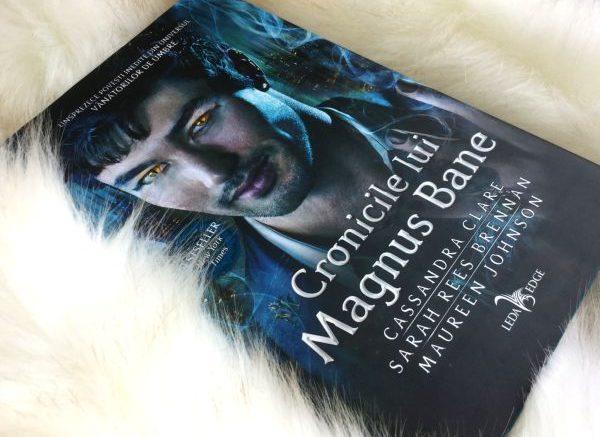 Cronicile lui Magnus Bane, recenzie carte
