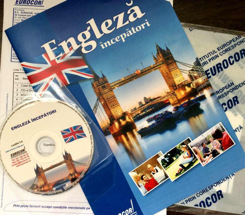 curs engleza eurocor