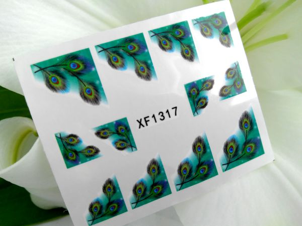 water decals pana de paun