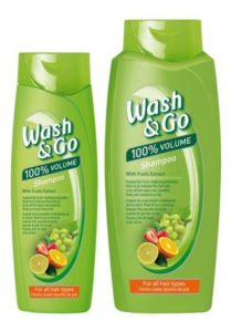 Wash&Go Fruity