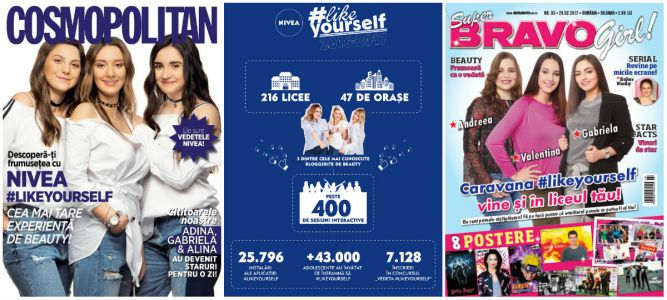 #LikeYourself NIVEA