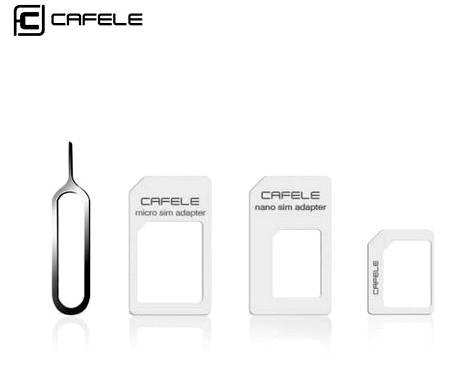SIM card adapter