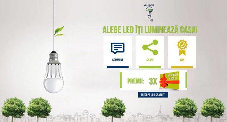 castiga becuri LED