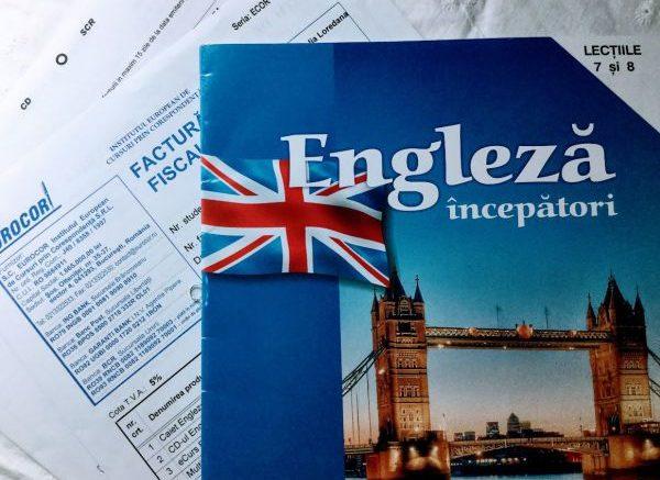 Cursuri de Engleza nivel Incepatori Interactiv