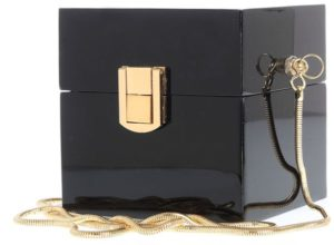 geanta inedita cub negru