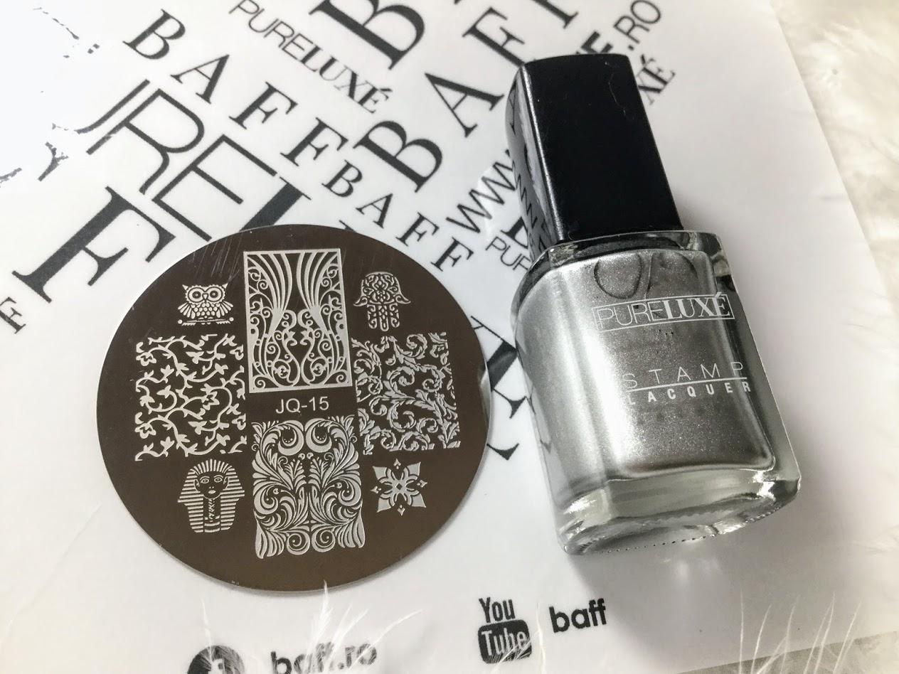 matrita gothic nail art