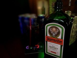cocktail cu Jagermeister