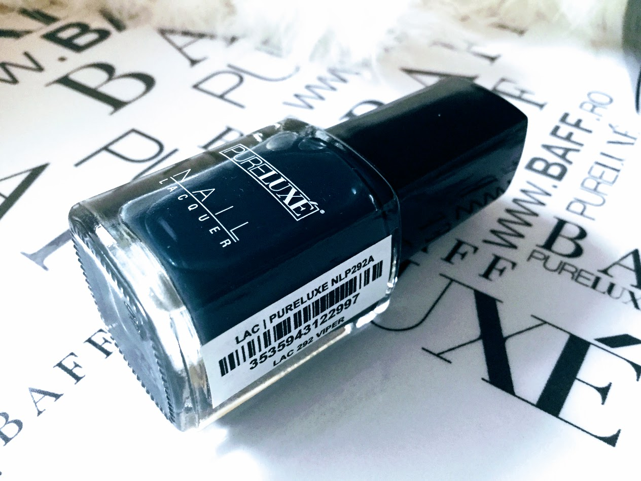 Nail Lacquer Pureluxe nuanța 292 VIPER