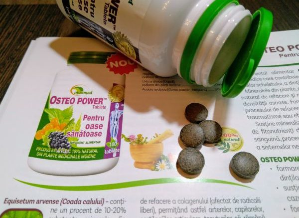 OSTEOPOWER de la Ayurmed