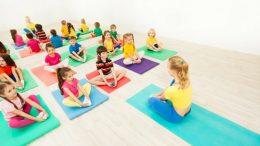 Nirvana Yoga pentru adolescenti