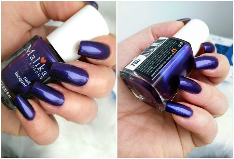 OJĂ MALIKA COLORS 12 ML COD 75B AMETHYST COLLECTION
