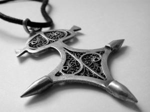 Amulete tuarege argint