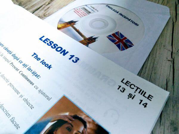 înveți rapid engleza