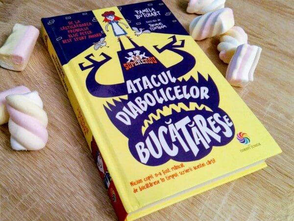 Atacul diabolicelor bucătărese, Pamela Butchart