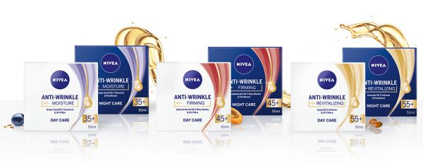 Gama NIVEA ANTI-RID PLUS