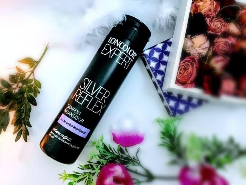 LONCOLOR Expert Silver Reflex – șampon nuanțator