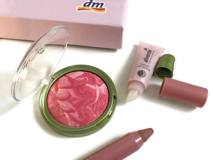 Produse makeup Alverde