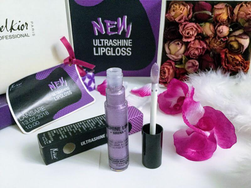 Ultrashine Lip gloss Sirena