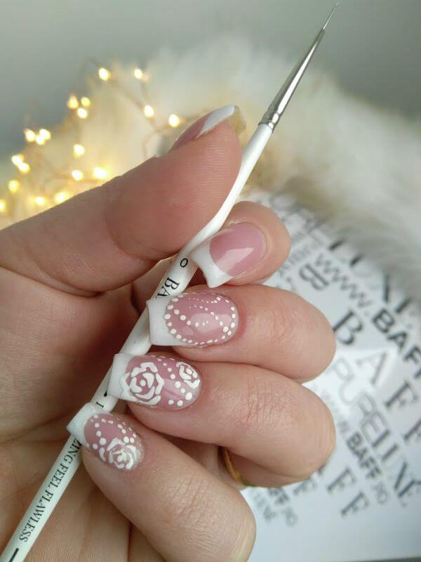 Pensule nail art ac decor