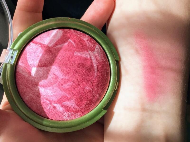 Fard de obraz Alverde, nuanța Pink Orchid