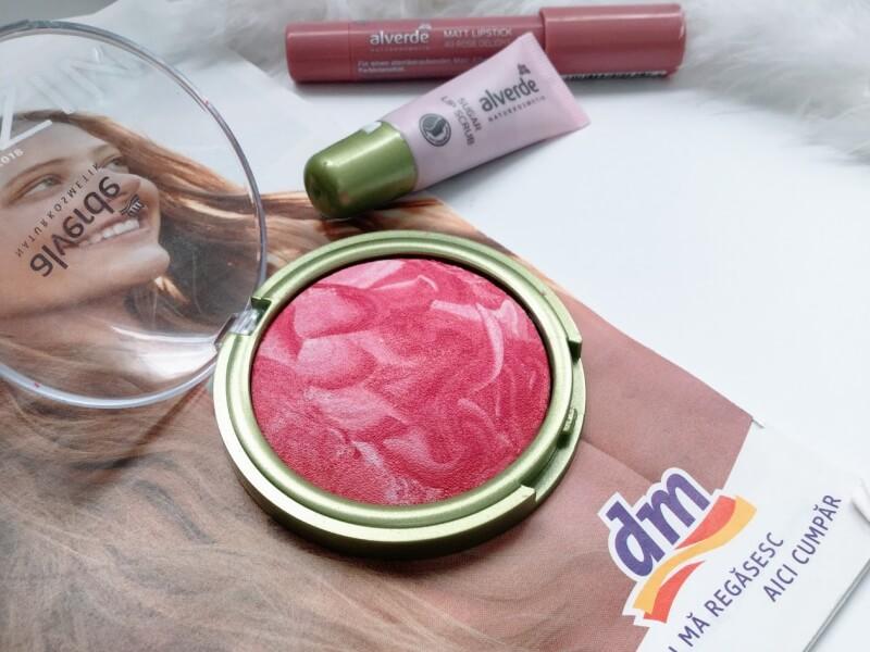 Produse makeup Alverde de la drogerie markt