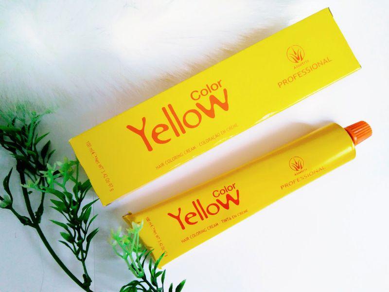 Yellow vopsea de par