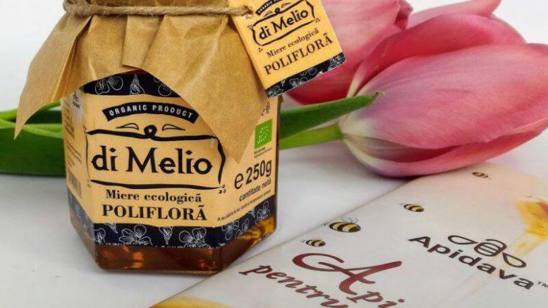 Miere polifloră ecologică di Melio APIDAVA