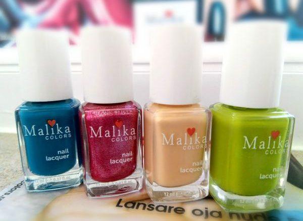 Lacuri de unghii Malika Colors