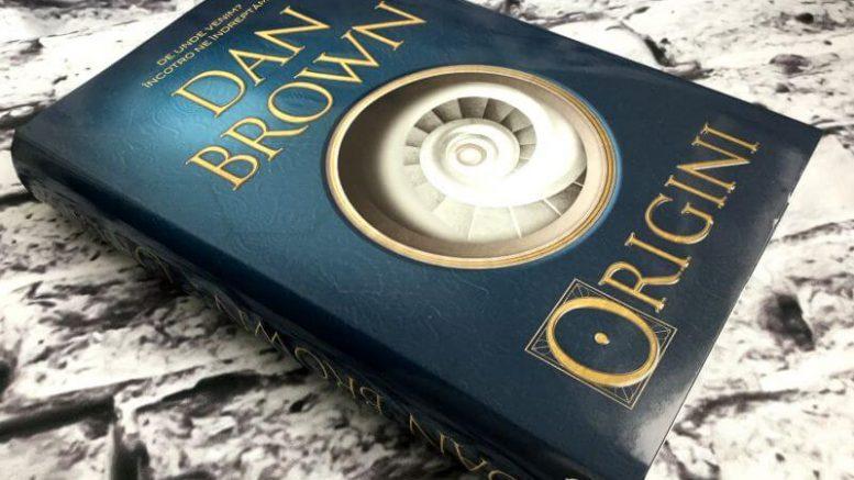 Origini, Dan Brown - recenzie carte